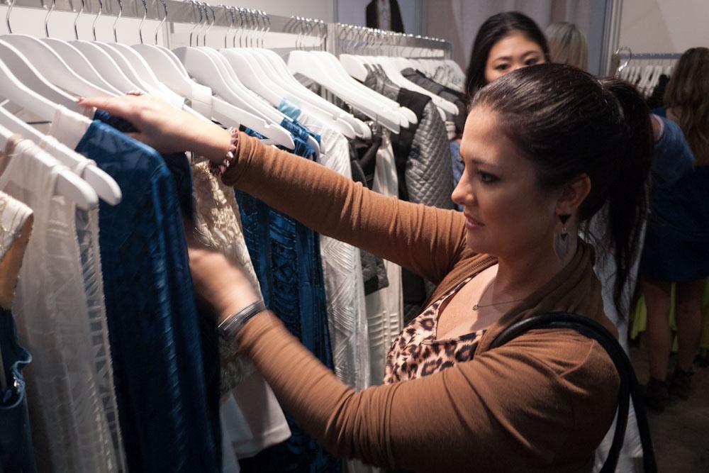 Ixiah's fashion line at Fashion Weekend