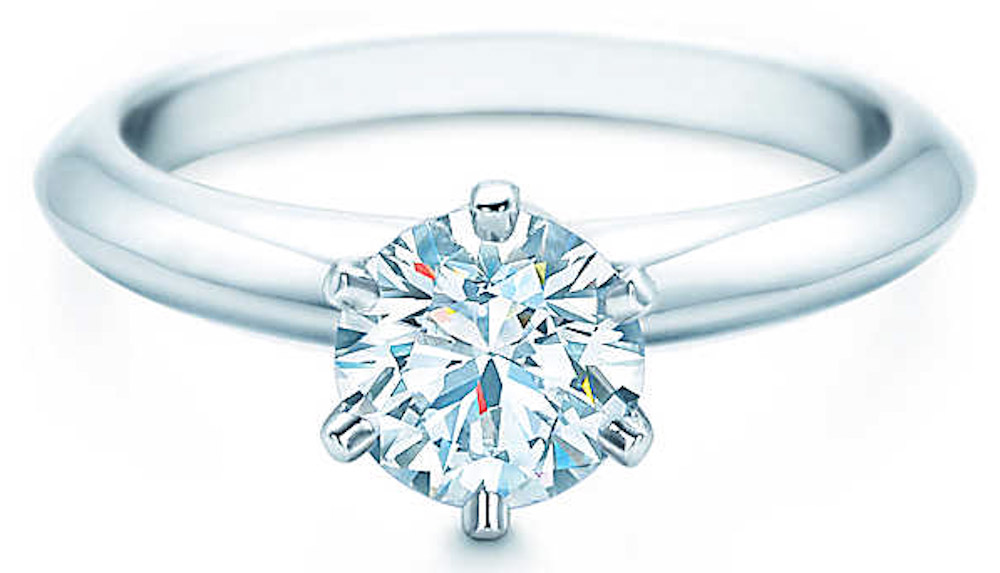 The Tiffany ring