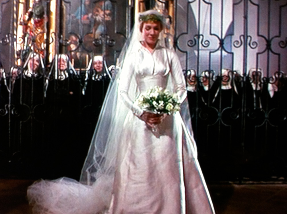 The Wedding Dress From The Sound Of Music RACHAEL MCPHERSON
