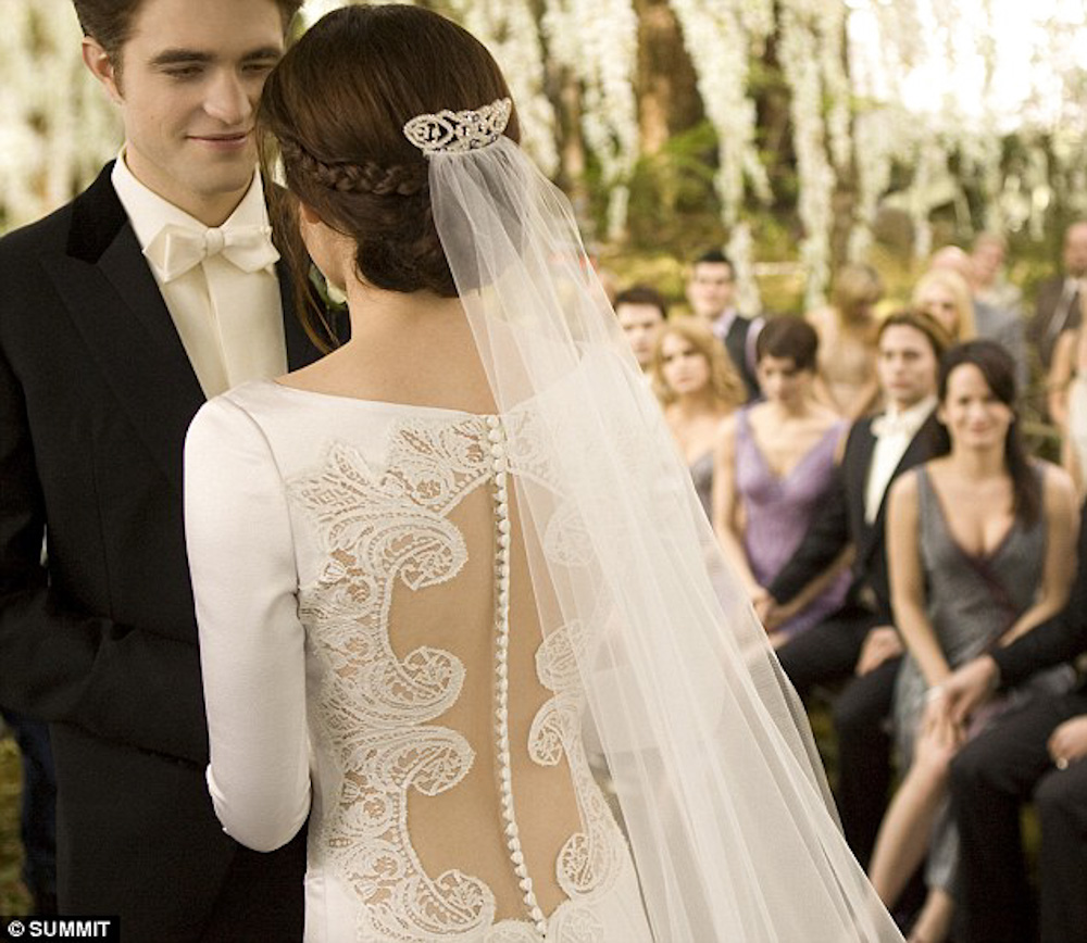 Bella Swan Wedding Dress